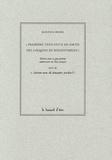 """Jean-Paul Michel - Première tentative de sortie des logiques du ressentiment - Miettes pour le quarantième anniversaire du Mai français suivi de """"Aurions-nous dû demander pardon ?""""."""