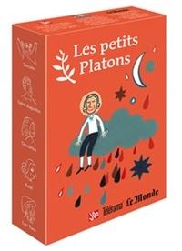 Jean-Paul Mongin et Miriam Henke - Les petits Platons - Coffret en 5 volumes : Socrate - Saint Augustin - Descartes - Kant - Lao-Tseu.