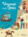 Jean-Paul Mongin et Mélisande Luthringer - Voyage avec Jésus.