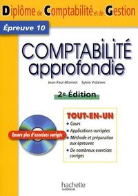 Corridashivernales.be Comptabilité approfondie - Diplôme de comptabilité et de gestion, épreuve 10 Image