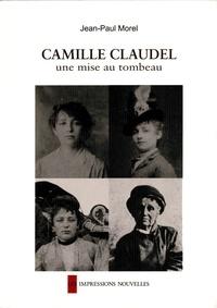 Histoiresdenlire.be Camille Claudel - Une mise au tombeau Image