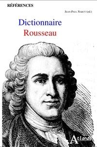 Accentsonline.fr Dictionnaire Rousseau Image