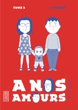 Jean-Paul Nishi - A nos amours Tome 3 : .