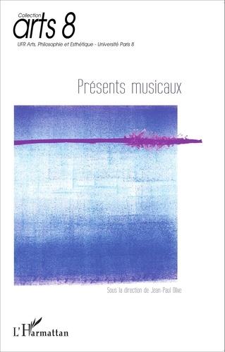 Jean-Paul Olive - Présents musicaux.