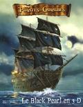 Jean-Paul Orpinas - Pirates des Caraïbes - Le Black Pearl en 3D.