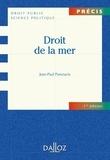 Jean-Paul Pancracio - Droit de la mer.