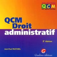 QCM Droit administratif. 2ème édition.pdf