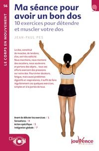Ma séance pour avoir un bon dos - 10 exercices pour détendre et muscler votre dos.pdf