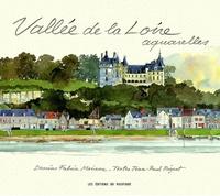 Jean-Paul Pigeat - Vallée de la Loire - Aquarelles.