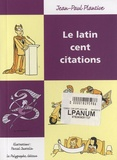Jean-Paul Plantive - Le latin - Cent citations.