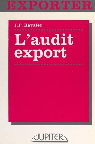 L'audit export