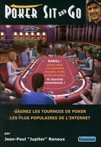 Jean-Paul Renoux - Poker Sit & Go.