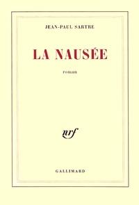 Pda e-book télécharger La nausée 9782070257539 par Jean-Paul Sartre (Litterature Francaise)