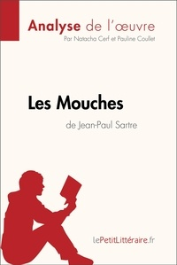 Jean-Paul Sartre et Natacha Cerf - Les mouches.