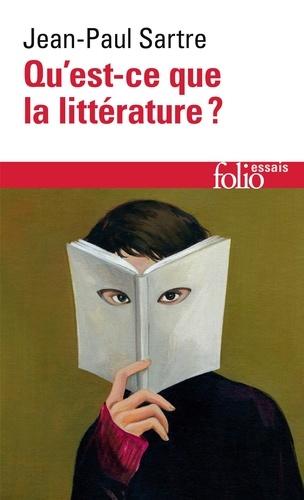 Sartre Qu Est Ce Que La Littérature
