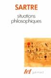 Jean-Paul Sartre - Situations philosophiques.