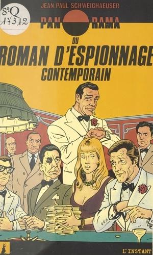 Panorama du roman d'espionnage contemporain