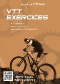 Jean-Paul Stéphan - VTT exercices.