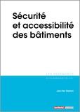 Jean-Paul Stéphant - Sécurité et accessibilité des bâtiments.
