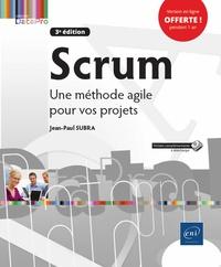 Jean-Paul Subra - Scrum - Une méthode agile pour vos projets.