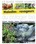 Jean-Paul Thorez et Blaise Leclerc - Maladies & ravageurs au potager bio - Le guide Terre Vivante.