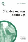 Jean-Paul Valette - Grandes oeuvres politiques.
