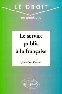 Jean-Paul Valette - .