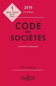 Code des sociétés - Annoté et commenté.pdf