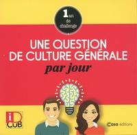 Jean-Paul Viart - Une question de culture générale par jour - 1 an de challenge.