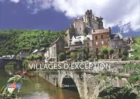 Jean-Paul Viart - Villages d'exception - Livre agenda.