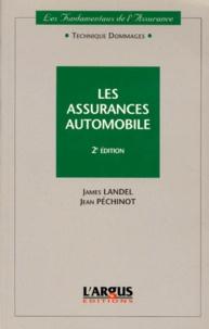 Jean Pechinot et James Landel - .