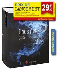 Jean Perfetti et Hervé Pelletier - Code pénal - Jaquette stohead.