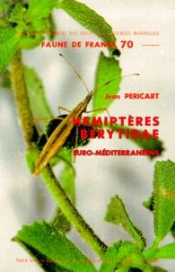 Deedr.fr Hémiptères Berytidae euro-méditerranéens Image