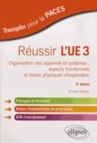 Jean Périsson - Réussir l'UE3 - Organisation des appareils et systèmes : aspects fonctionnels et bases physiques d'exploration.