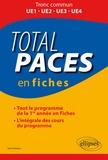 Jean Périsson - Total paces en fiches - Tout le programme de la 1re année en fiches.