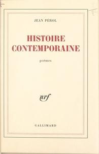 Jean Pérol - Histoire contemporaine.