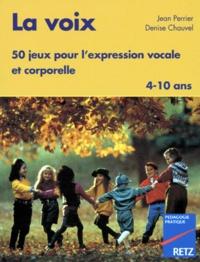 LA VOIX. 50 jeux pour lexpression vocale et corporelle.pdf