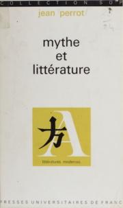 Jean Perrot - Mythe et littérature - Sous le signe des jumeaux.