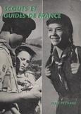 Jean Peyrade et  Daniel-Rops - Scouts et Guides de France.