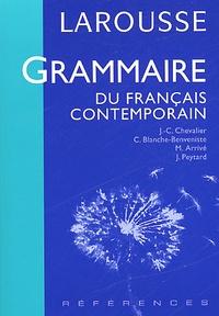 Galabria.be Grammaire du français contemporain Image