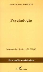 Jean-Philibert Damiron - Psychologie.