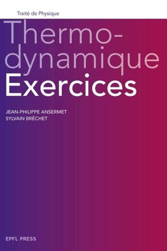 Thermodynamique. Exercices