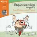 Jean-Philippe Arrou-Vignod - Enquête au collège Intégrale Tome 1 : .