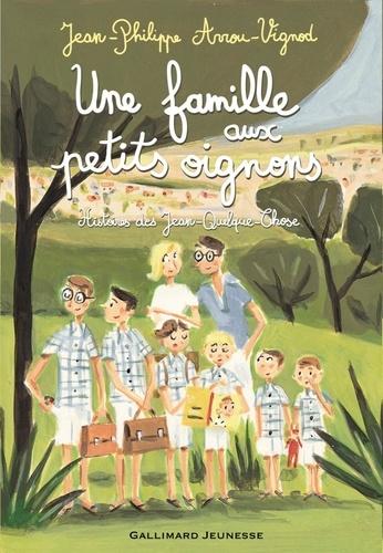Histoires des Jean-Quelque-Chose - Une famille aux petits oignons - Format ePub - 9782075009812 - 9,99 €