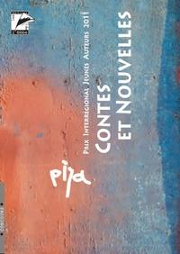 Jean-Philippe Ayer et Eleonora Gualandris - Contes et Nouvelles - Prix Interrégional Jeunes Auteurs 2011 (PIJA).