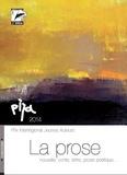 Jean-Philippe Ayer - La prose - Prix interrégional jeunes auteurs 2014 (PIJA).