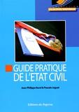 Jean-Philippe Borel - Guide pratique de l'état civil.