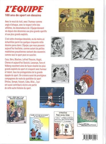 L'Equipe, 100 ans de sport en dessins