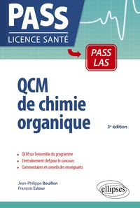 Rhonealpesinfo.fr QCM de chimie organique - UE 1, UE spé pharma Image