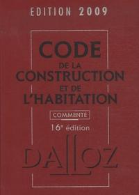 Jean-Philippe Brouant - Code de la construction et de l'habitation.